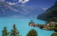 Lake Brienz - Iseltwald - Switzerland