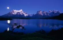 Lake Pehoe - Torres del Paine National Park - Chile