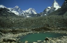 Mount Everest - Sagarmatha National Park - Nepal