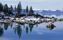 Lake Tahoe in Winter - Nevada