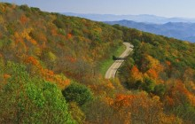 Cherohala Skyway - Unicoi Mountains - North Carolina