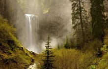 Tamanawas Falls - Mount Hood Forest - Oregon