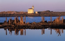 Coquille River Light - Bandon - Oregon
