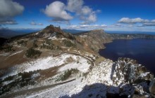 Crater Lake View Point - Oregon
