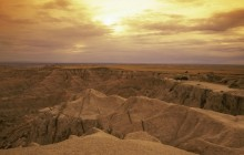 Pinnacles Overlook - Badlands Park - South Dakota