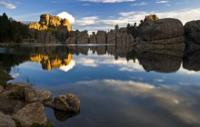 Sylvan Lake - Custer State Park - South Dakota