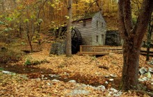 Grist Mill - Norris Dam State Park - Tennessee