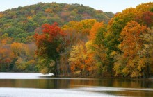 Radnor Lake in Autumn - Nashville - Tennessee