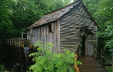 John P. Cable Grist Mill - Cades Cove - Great Smoky Mount... - Tennessee