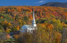 Colors of Autumn - Stowe - Vermont