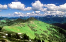 Skyline Divide - Mount Baker Wilderness - Washington