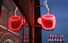 Pike Place Market - Seattle HD wallpaper - Washington