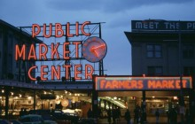 Pike Place Market - Seattle - Washington
