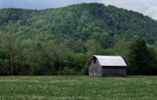 Old Barn in the Germany Valley - West Virginia