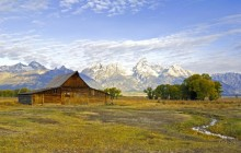 Moulton Barn - Grand Teton National Park - Wyoming