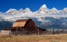 Teton Barn - Jackson Hole - Wyoming