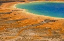 Grand Prismatic Spring - Yellowstone Park - Wyoming