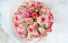 Bridesmaid bouquets wallpaper - Bouquets