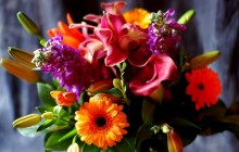 Bunch of flowers wallpaper - Bouquets