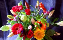 Birthday bouquet wallpaper - Bouquets